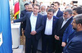 یک واحد تولیدی با حضور وزیر صنعت در قاین افتتاح شد