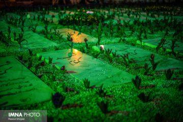 توسعه زیرساختهای تپه نورالشهدای باغبادران