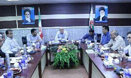 پیش بینی تمهیدات لازم برای تردد مسافران اربعین حسینی از پایانه های مرزی خوزستان