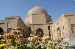 تیشه بیتفاوتی بر ریشه مسجد جامع هزارساله گلپایگان