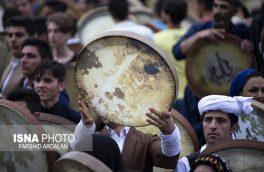 پایان جشنواره «دف نوای رحمت» با بزرگداشت محمدجلیل عندلیبی