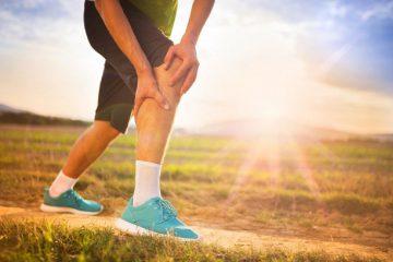 چطور گرفتگی عضلات بعد از ورزش را درمان کنیم؟