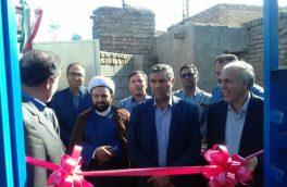 افتتاح پروژههای مخابراتی در اداره مخابرات شهرستان میاندوآب به مناسبت هفته دولت