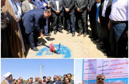 عملیات اجرایی توسعه شبکه فاضلاب مسکن مهر سراب آغاز شد