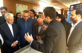 رونمایی از طرح پژوهشی شرکت آبفای استان زنجان با حضور وزیر علوم انجام شد