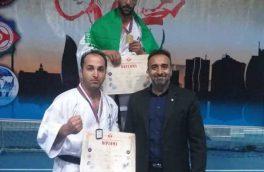 درخشش نجاتگران هلال احمر شاهین شهر در مسابقات بین المللی کاراته در کشور آذربایجان