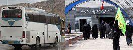 شرایط حمل یکسره زائران اربعین حسینی (ع) به کشور عراق