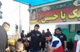برپایی مواکب اربعین از امروز در مرز شلمچه