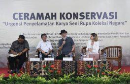 ۲ اقدام اندونزی برای بهبود وضعیت مجموعههای هنری
