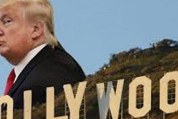 مراسم خیریه ترامپ در هالیوود بدون حضور ستارهها