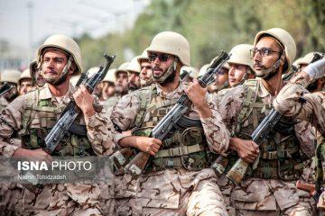 رژه ملی نیروهای مسلح در بندرعباس برگزار میشود