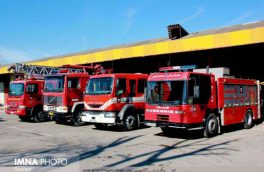افتتاح ایستگاه آتشنشانی اطشاران تا یک ماه آینده