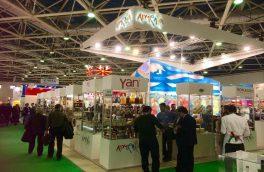 سه واحد فرآوری خرمای بوشهر درنمایشگاه صنایع غذایی روسیه شرکت کردند