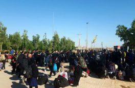 جزئیات برگشت زوار اربعین از مرز مهران