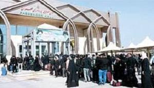 تأمین امکانات و تجهیزات مورد نیاز مرزهای چهارگانه تردد زائران اربعین حسینی