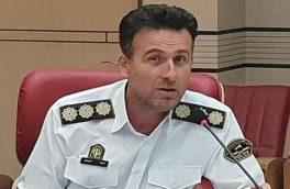 تصادفات جرحی در شهر قزوین ۲۰ درصد کاهش یافته است