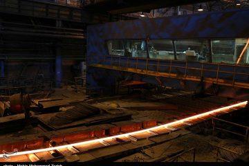 تأمین ریل توسط کارخانه ذوب آهن ۱۰۰ میلیون یورو صرفهجویی ارزی برای کشور دارد