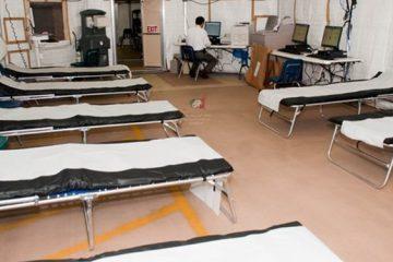آمادگی دانشگاه علوم پزشکی کرمانشاه برای اربعین/ ۳ بیمارستان صحرایی در قصرشیرین برپا میشود