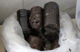 ۲۴۰ کیلوگرم تریاک در نطنز کشف شد