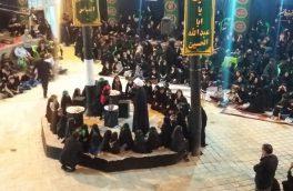 همایش ۳ سالههای حسینی در نطنز برگزار شد