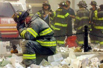 یادآوری ۱۱ سپتامبر با ۱۰ عکس به یادماندنی