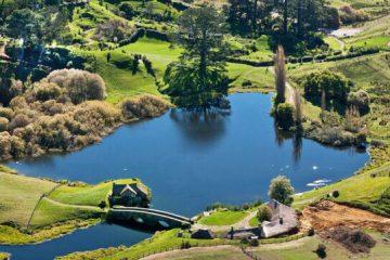 آغاز فیلمبرداری سریال «ارباب حلقهها» در نیوزلند