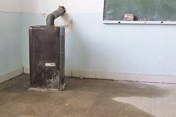 جمعآوری بخاریهای نفتی از ۳۲۰ کلاس درس گیلان