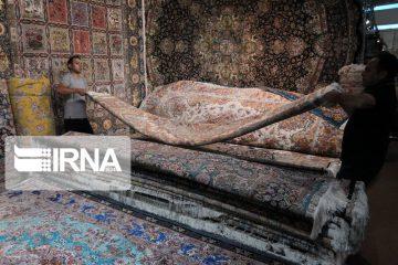 ۳۰ هزار مترمربع فرش دستباف خراسان جنوبی صادر شد