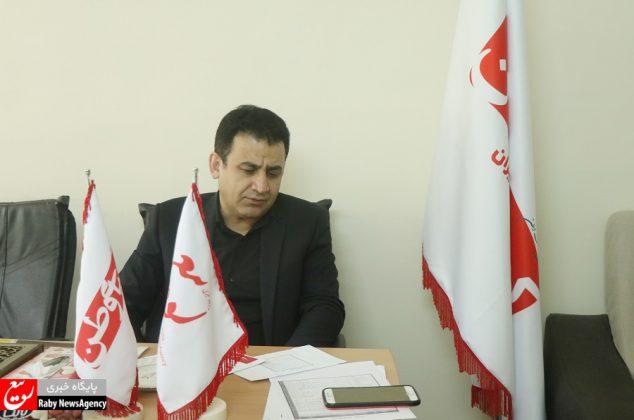 حضور شهردار منطقه ۱۰ اصفهان در موسسه نسیم هنر
