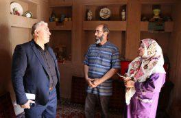 بازدید مدیرکل میراث فرهنگی قم از اقامتگاه های بومگردی بخش خلجستان قم