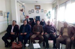 برگزاری دوره آموزشی از طریق ویدئو کنفرانس مخابرات منطقه آذربایجان غربی
