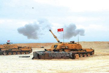 توافقات پشت پرده آمریکا و ترکیه / کردها به حمایت آمریکا غره شده بودند/ بدون شک هم ترکیه و هم کردها از این درگیری متضرر میشوند