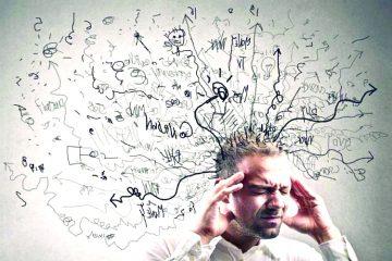 افکار منفی را مچاله کنید!
