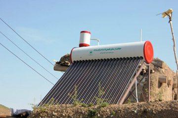 آبگرمکن خورشیدی ناجی جان جنگلها شده است