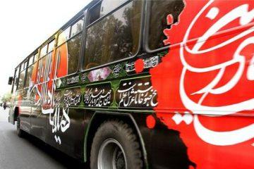 اعزام ۸۰ دستگاه اتوبوس به مرز مهران