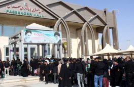 خدمترسانی سپاه به زائران حسینی در مرز «مهران» تا بازگشت آخرین زائر