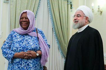 ایران و آفریقای جنوبی باید درباره حمایت بیشتر از فلسطین و یمن همفکری کنند