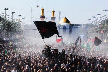 تقدیر از ملتهای شریف عراق و ایران و گروههای خدمتگزار برگزاری حماسه بزرگ حسینی و مهدوی اربعین