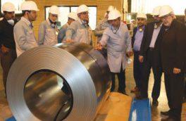 فولاد مبارکه شاهکار صنعت ایران است