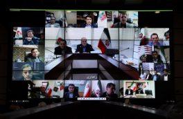 نشست هماهنگی مدیران ادارات کل راهداری و حمل و نقل جاده ای برای طرح جا به جایی زائران اربعین حسینی