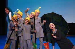 تئاتر کودک در فرانسه جایگاه ویژهای دارد