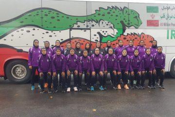 دختران ایران در دومین بازی هم پرگل بردند