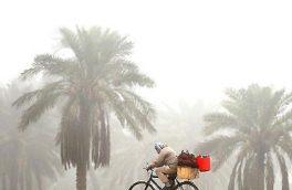 دمای هوای خوزستان ۷ درجه کاهش مییابد
