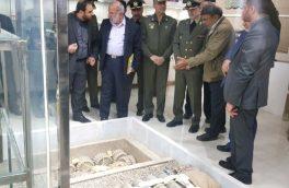 افتتاح نخستین مرکز آموزش بینالمللی مینزدایی بشردوستانه با حضور وزیر دفاع