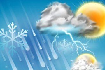 کاهش محسوس دما تا اواسط هفتۀ آینده