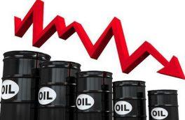 قیمت نفت به ۶۲ دلار کاهش یافت
