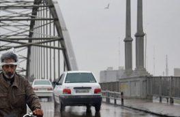 سامانه بارشی از روز جمعه وارد خوزستان میشود