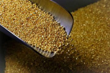 سقوط هفتگی کمسابقه طلا