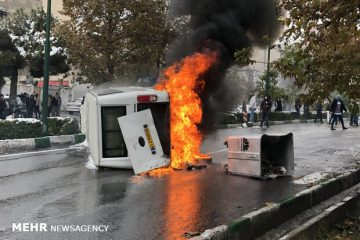 مردم ایران دشمن را میشناسند