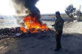 ضایعات سوزی «جرم» است/ پایش آلایندگی ۲۰۰ معدن و واحد صنعتی تهران